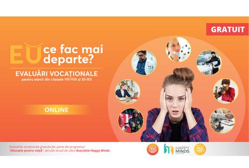 Fundația Te Aud România organizează o campanie de evaluări vocaționale gratuite la Gura Humorului