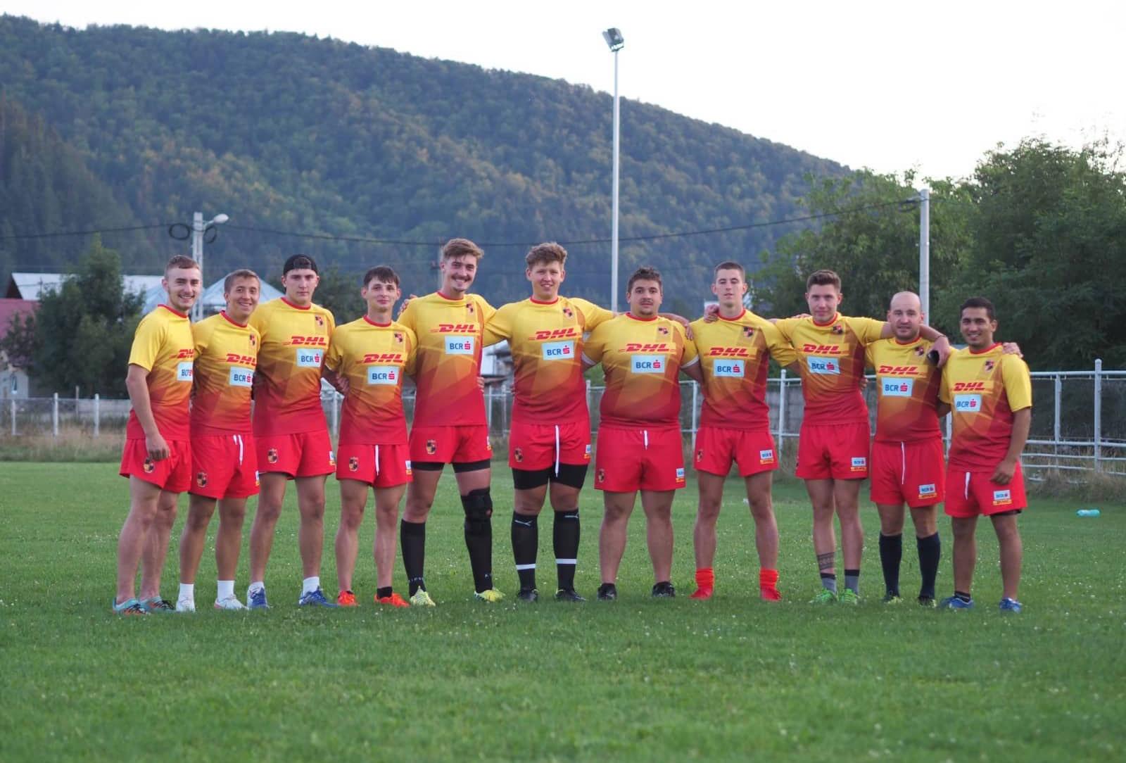 Programul de educație non formală Rugby pentru toți se află la a cincea ediție